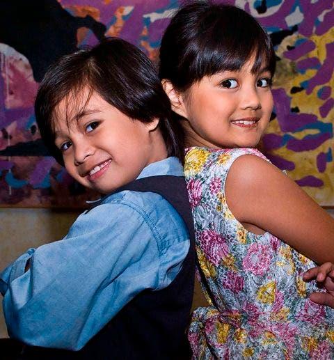 JB Agustin & Sofia Millares (Little Champ)