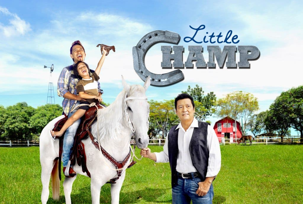 LITTLE CHAMP (FIRST EPISODE) - 18 MARCH 2013