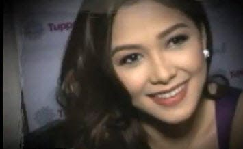 Maja Salvador talked about Gerald Anderson for the first time via an