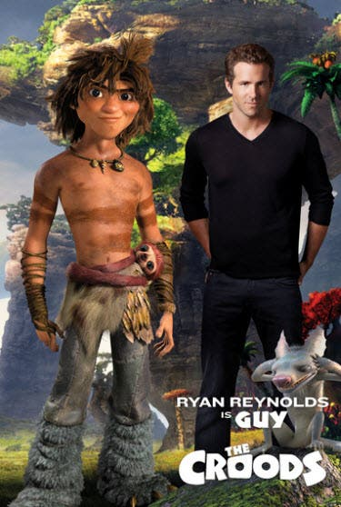 Ryan Reynolds as Guy
