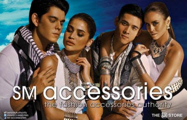 SM Accessories Fashion Foursome