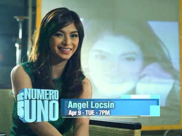 Angel Locsin on Numero Uno