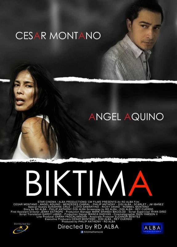 BIKTIMA poster