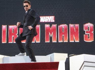 Iron Man 3 Tony