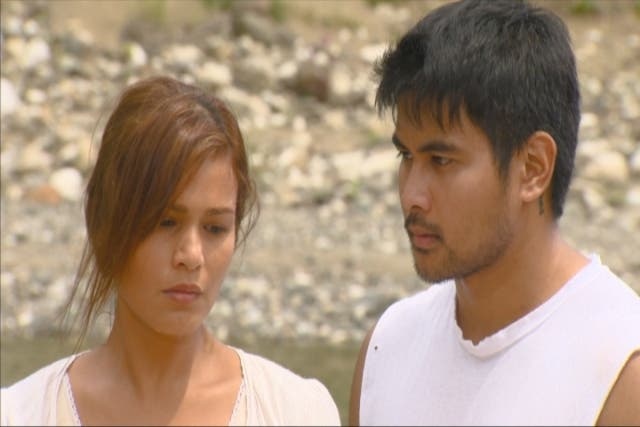 Iza Calzado plays a woman in an incest relationship in MMK_02