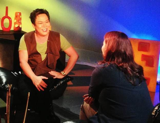 Janice de Belen goes one on one with John Lapus