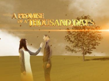 A Promise Thousand Days Logo