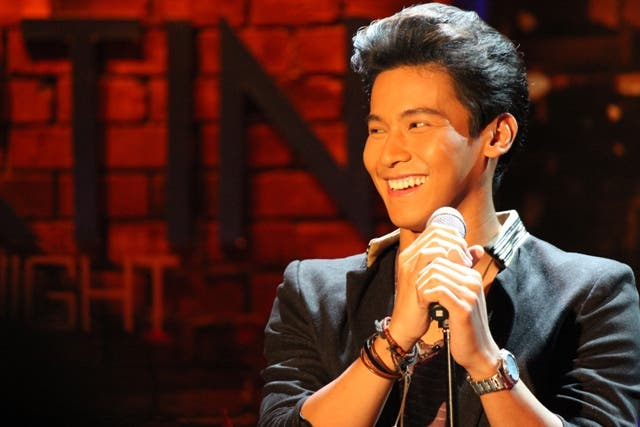 Enchong Dee becomes Concert King for a night in 'Martin Late @ Night'