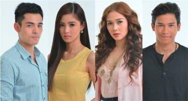 IKA_Xian Lim, Kim Chiu, Maja Salvador and Enchong Dee