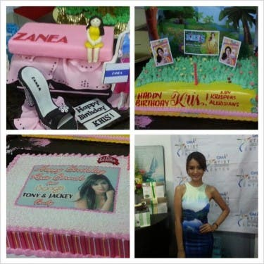 Kris Bernal Birthday Celeb (1)