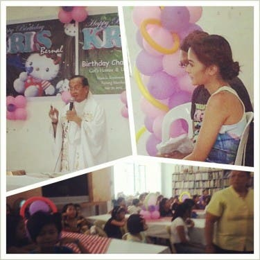 Kris Bernal Birthday Celeb