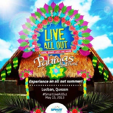 LiveAllOut Pahiyas