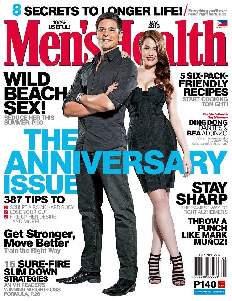 Mens Health Dingdong Bea