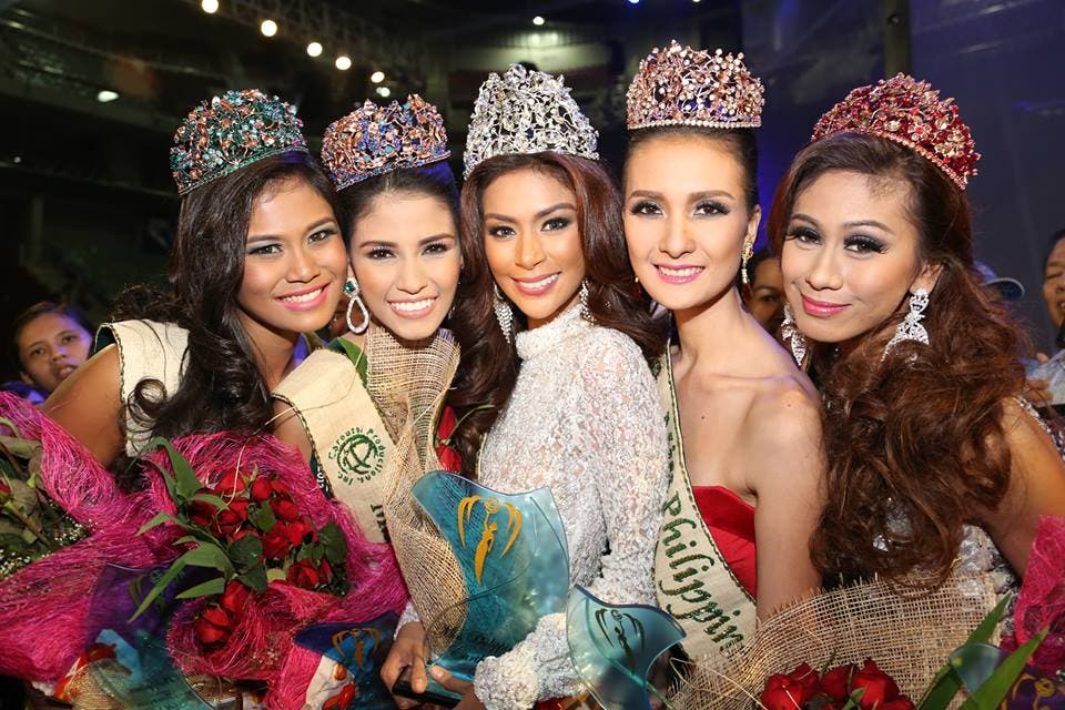 Miss Philippines Earth Winners