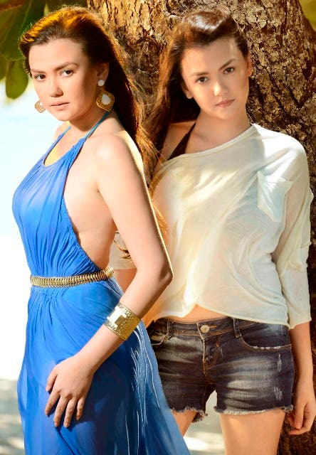 Rebecca returns to life in 'Apoy Sa Dagat'
