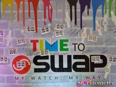 SWAP-Board