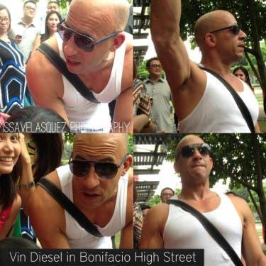 Vin Diesel BHS