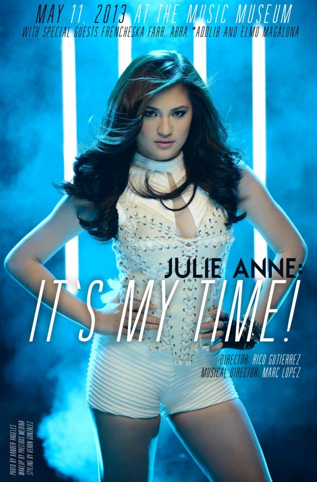 julie its my time