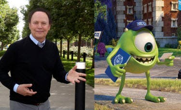 Billy Crystal Monsters
