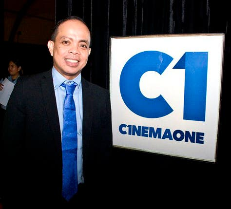 Cinema One Channel Head Ronald Arguelles