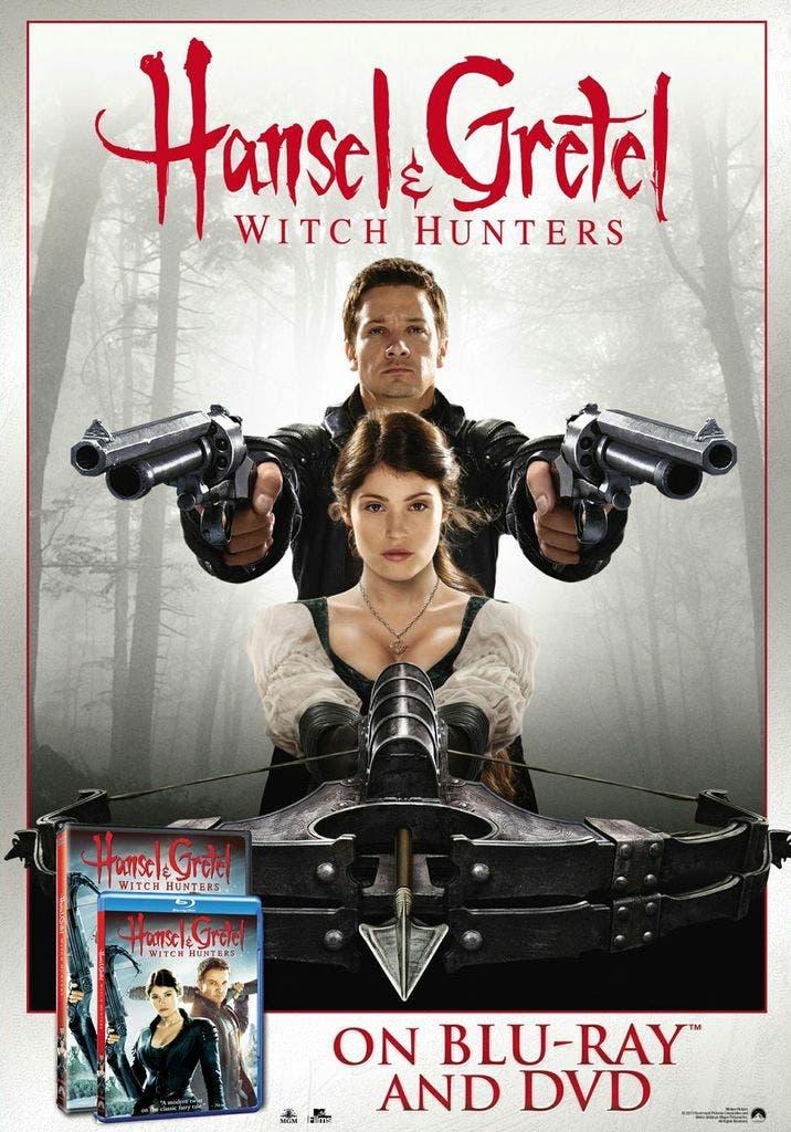 Hansel and Gretel Poster 2
