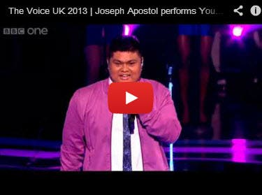Joseph Apostol Live Performance