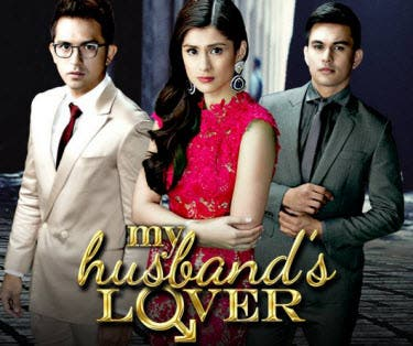 My Husbands Lover Title Card