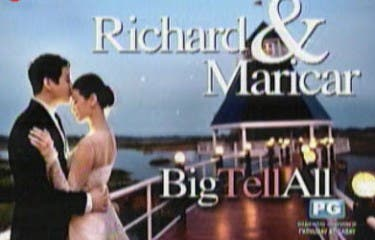 Richard and Maricar
