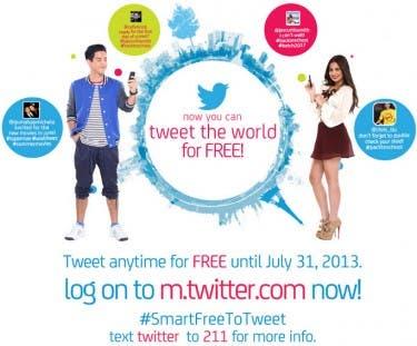SmartFreeToTweet
