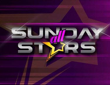 Sunday All Stars Title Card