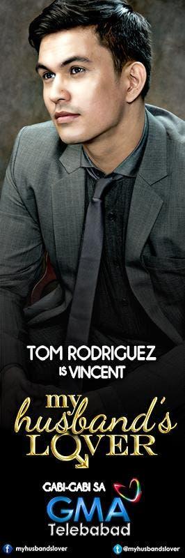 Tom Rodriguez as Vincent