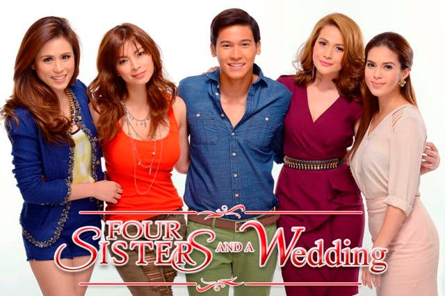 four sisters and a wedding full movie free