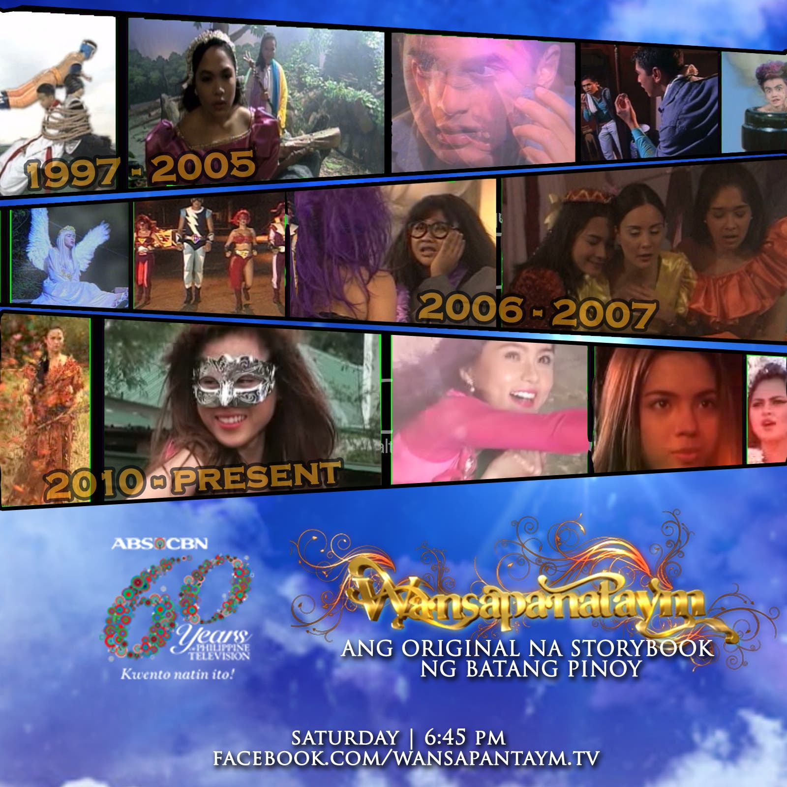 Wansapanataym remains as the no. 1 story book of Pinoy kids