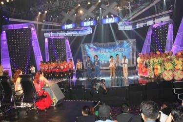 the PGT4 grand finalists