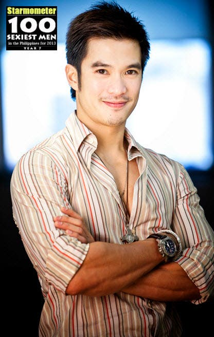 Diether Ocampo Body 2013 Diether Ocampo is No. ...