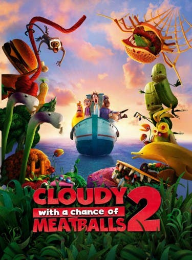 Cloudy2Poster