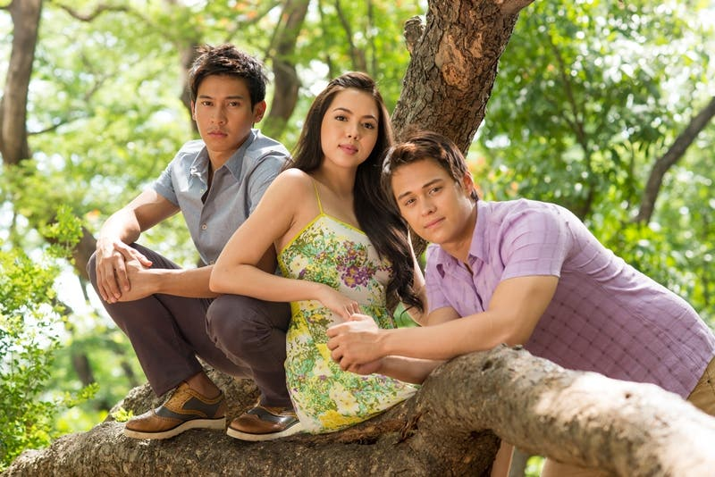Enchong, Julia, Enrique