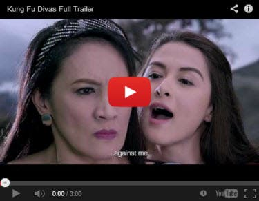 KungFuDivas Trailer