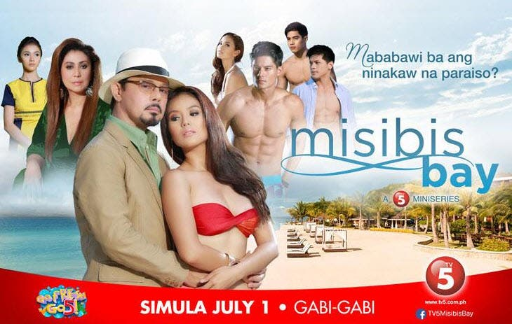 Misibis Bay Poster