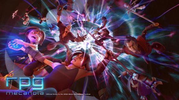 RPG Metanoia airs on Cinema One