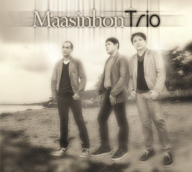 Star Records releases Maasinhon Trio's self-titled album_CD cover