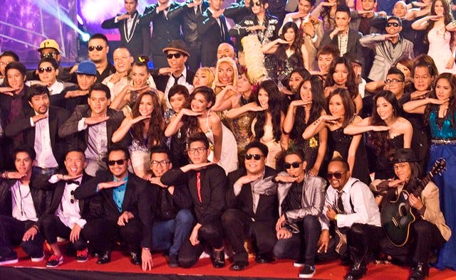 72 Kalokalikes compete for the Ultimate Kalokalike Title in It's Showtime (2)
