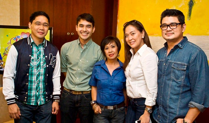 Anthony Taberna, Atom Araullo, Doris Bigornia, Karen Davila, and Julius Babao topbill ABS-CBN programs that deliver compassionate public service