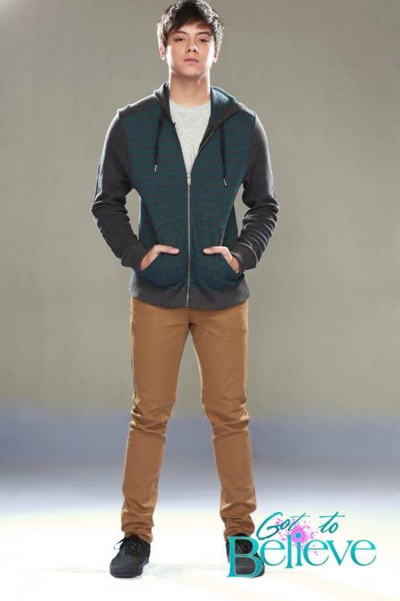 GOT TO BELIEVE official publicity photos_Daniel Padilla