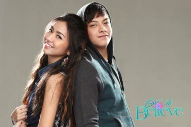 GOT TO BELIEVE stars Kathryn Bernardo and Daniel Padilla