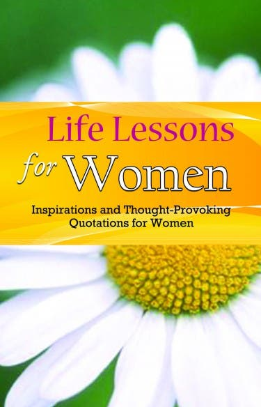 Life Lessons for Women Cover Hires