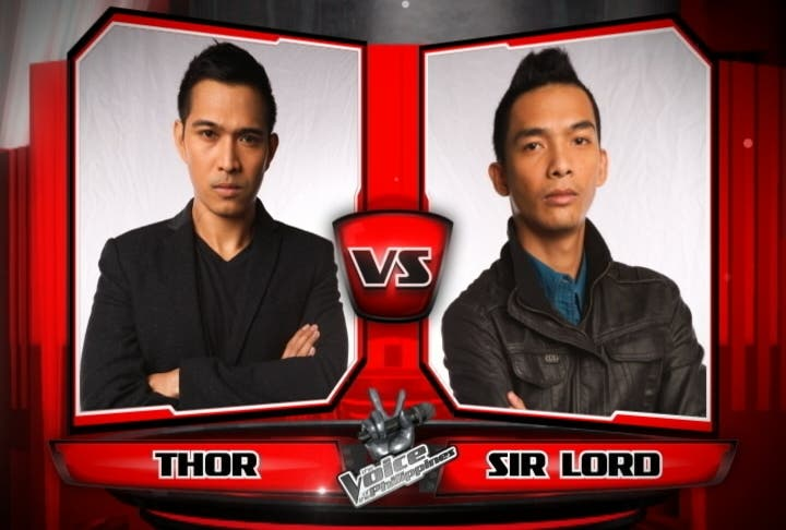 TEAM APL---THOR VS SIR LORD