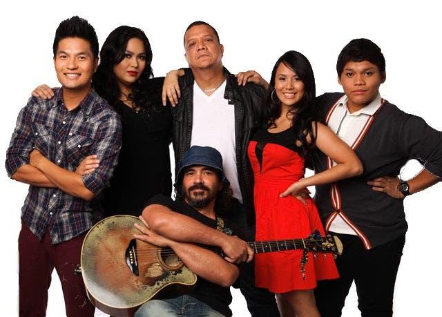 TEAM LEA -- RJ Dela Fuente, Radha, Mitoy Yonting, Diday Garcellano, Kimpoy  Mainit, Darryl Shy