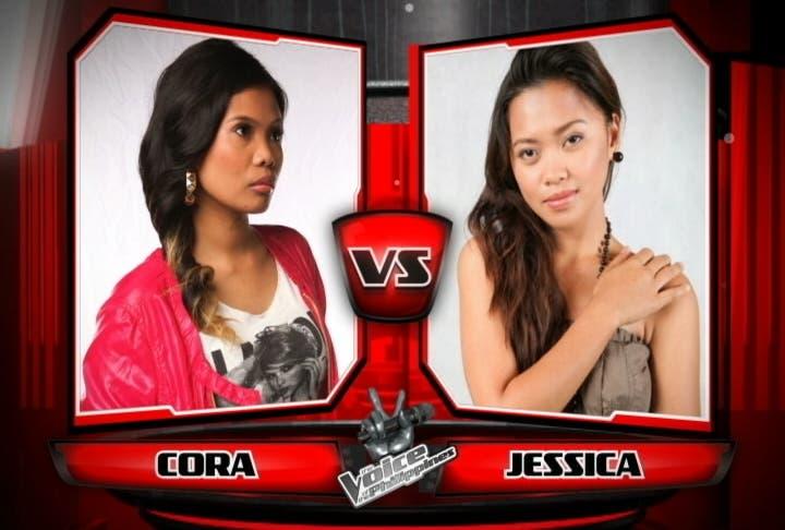 Team Apl---Cora dela Cruz vs Jessica Corpuz