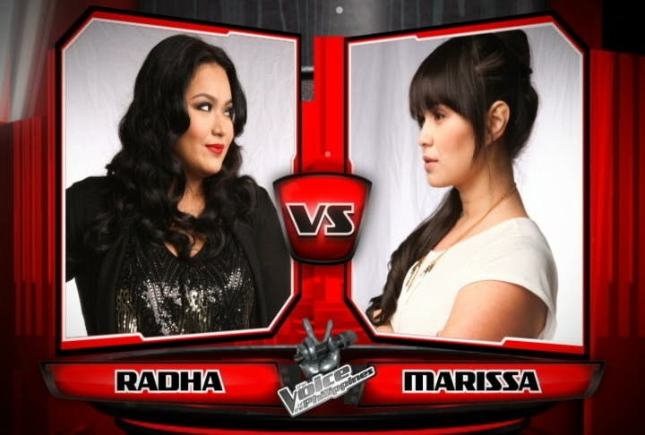 Team Lea---Radha vs Marissa Saroca (1)